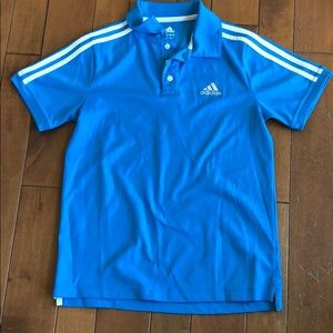 Adidas NWOT Polo Shirt Boys M (10/12)